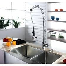 kitchen sink and faucet combinations kraus faucet reviews kitchen combos x basin kitchen sink