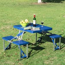 Indoor Picnic Table Folding Plastic Picnic Table Indoor Outdoor Kids Camping Table 4 Seats