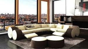 graine d int ieur canap canapé angle en cuir vachette blanc