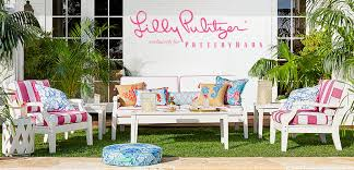 lilly pulitzer home decor lilly pulitzer pottery barn