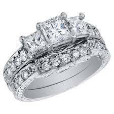 White Gold Wedding Rings For Women by Wedding Rings Ladies White Gold Diamond Wedding Bands Wedding
