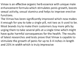 vimax results