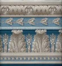 Chair Rail Wallpaper Border - 411 best wallpaper borders u0026 stencils images on pinterest