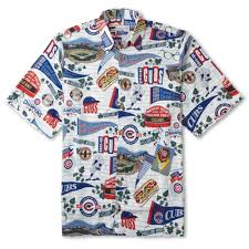 chicago cubs hawaiian shirt by reyn spooner at sportsworldchicago
