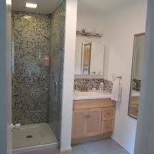 Floor Tile Ideas For Small Bathrooms Complete Bathroom Renovation 12 Steps With Pictures