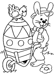 easter coloring pages june 2010