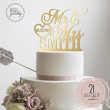 wedding cake toppers amazon com