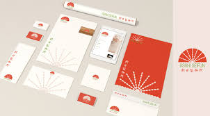 entry 16 by ashryma for create corporate identity for a japanese