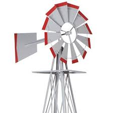 american windmill lawn ornament 8 ft model 48a true value