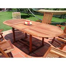 outdoor wood dining table my journey