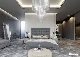 bright and modern luxury bedroom design 4 wallpaper bedside