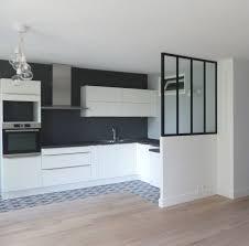 plan maison cuisine ouverte ide plan maison en longueur best simple plan maison plain pied m