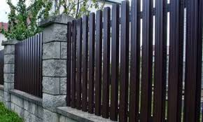 pvc fence front yard design fences ideas baafc amys office