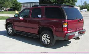 2005 chevrolet tahoe z71 suv item g8581 sold august 22