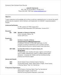 nursing resume free nurse resume examples resume for nurses