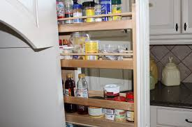 Kitchen Cabinets Pull Out Kitchen Amazing Ideas For Kitchen Decoration Using White Wood