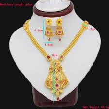 pendant necklace earring images Necklace earring pendant jewelry set for women a fairy bell jpg
