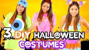 diy halloween costumes for teens cheap u0026 easy 2016 youtube