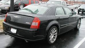 chrysler 300c srt8 rear jpg