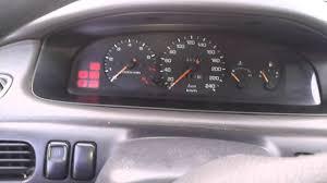 mazda 626 cold start mazda 626 1993 10c youtube