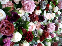cheap flower the flower wall company creating reusable easy to construct and