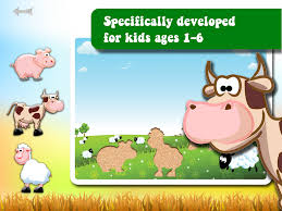 farm animals puzzle kids game android apps on google play
