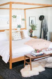 Room And Board Bed Frame 33 Canopy Beds And Canopy Ideas For Your Bedroom Digsdigs