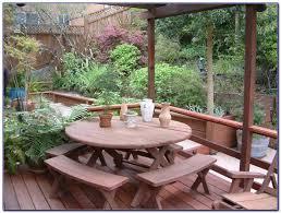 Redwood Patio Table Concrete Patio Stain Patterns Patios Home Design Ideas Zgro50w7vz