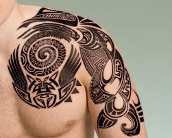 15 tribal shoulder designs that will completely stun you