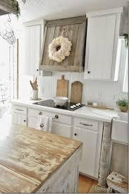 Rustic Farmhouse Kitchens - remodelaholic farmhouse kitchen inspiration