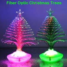 cheap christmas trees with lights fiber optic christmas tree fiber optic led tree walmart black fiber