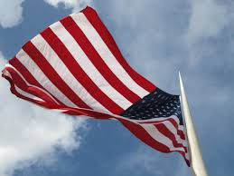 Flags Of The United States Free Images Cloud Wind Red Stars And Stripes Flagpole