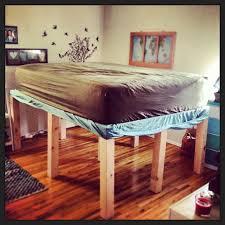queen bed tall queen bed frame steel factor
