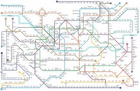 Mbta System Map by Seoul Subway Map In Korean My Blog