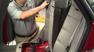 Audi Q5 8 Seater - ecs tuning audi rear right seat latch bracket installation youtube
