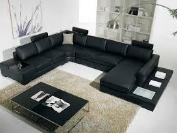 Mid Century Modern Sleeper Sofa by Cheap Black Sectional Sofa Tourdecarroll Com