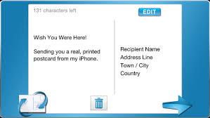 featured app bypost postcard maker