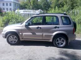 suzuki grand vitara 2 5 2004 technical specifications interior