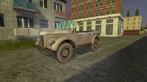 gaz 69 off road gaz 69 v 2 0 u2013 fs17 mods