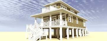 narrow waterfront house plans cool narrow lot beach house plans on pilings 13 beachfront home
