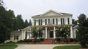 antebellum house plans southern living house plans antebellum house plans