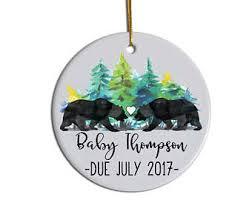 new baby ornament etsy