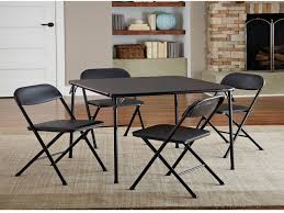 furniture home cosco folding table and chairs folding tables and