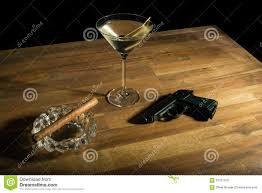 vodka martini james bond james bond stock photo image of james film binoculars 63701016