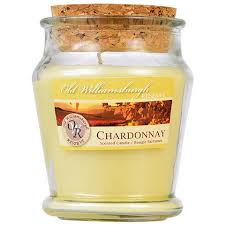bulk williamsburgh reserve chardonnay scented candles at