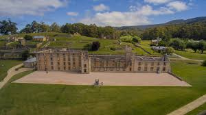 au bureau tours port arthur historic site