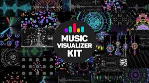 videohive music visualizer kit free after effects templates