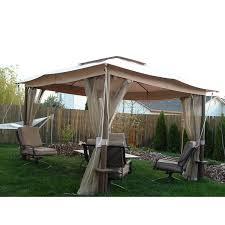Fred Meyer Patio Furniture Sale Fred Meyer 10 U0027 X 12 U0027 Two Tiered Gazebo 91725844 Garden Winds