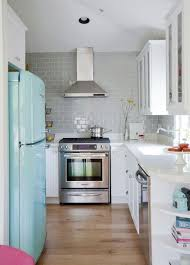 Kitchen Small Design Brilliant Small Kitchen Design Idea This Is Set Up Exactly Like