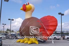 turkey inflatables turkey mascot